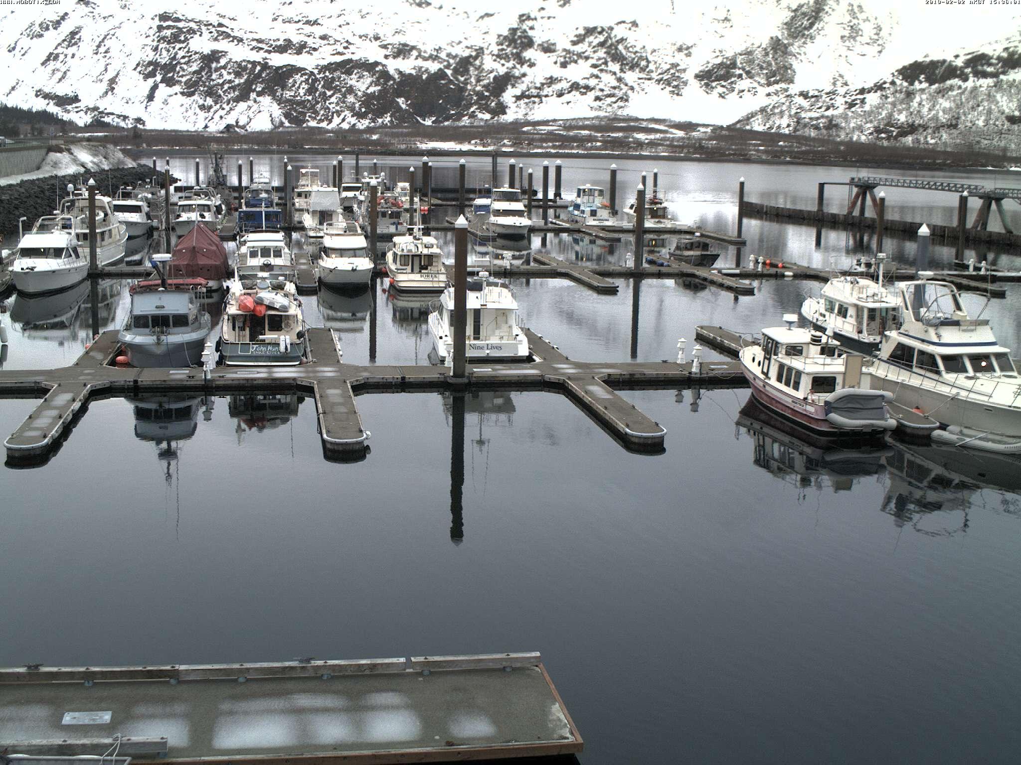 Whittier Alaska cam1